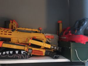 Various Nerf Guns, Lightly used, great condition. for Sale in Huber Heights, OH