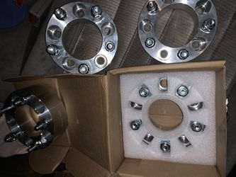 2inch spacers 4piece Thumbnail