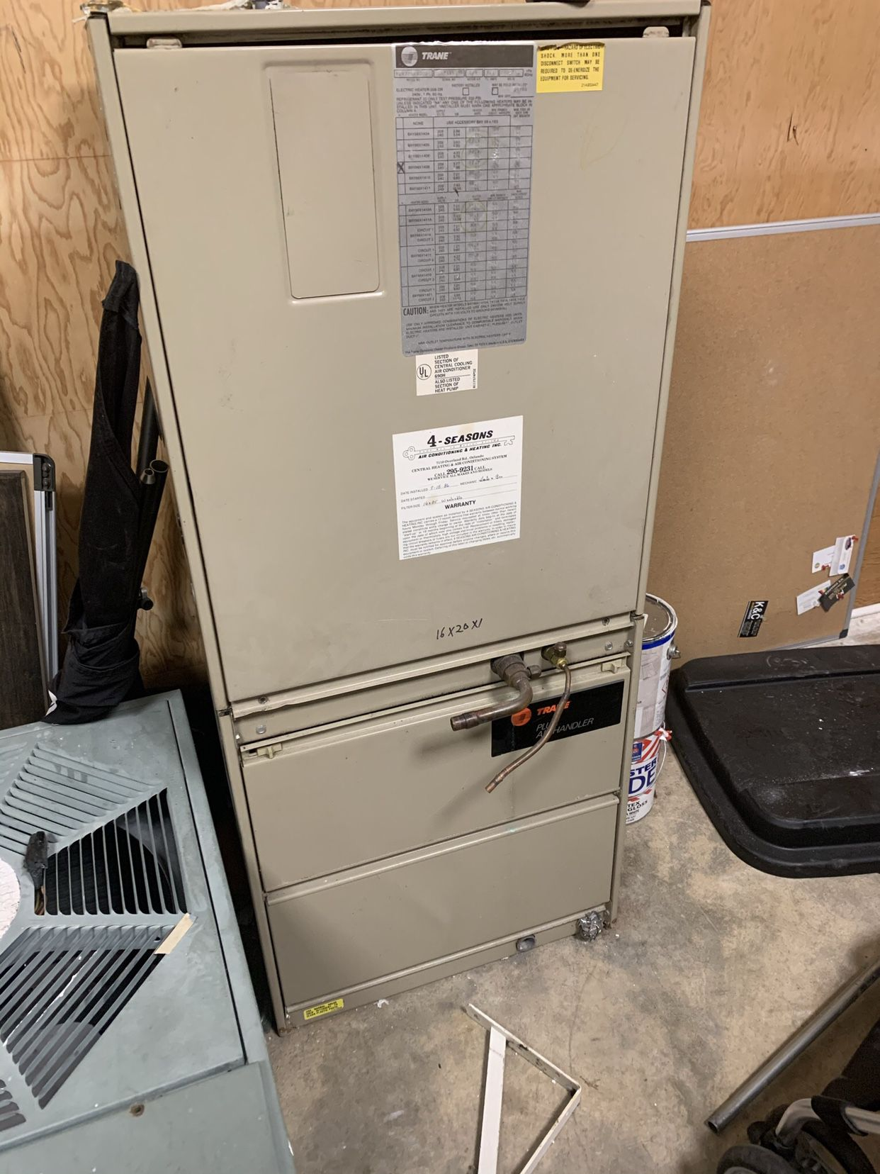 Used 2 Ton Full Air Conditioning System Working No Leaks