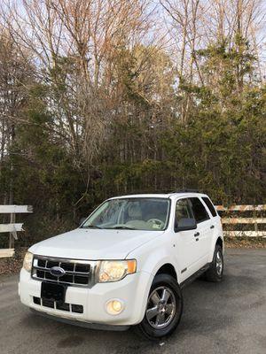 2008 FORD ESCAPE for Sale in Lincolnia, VA