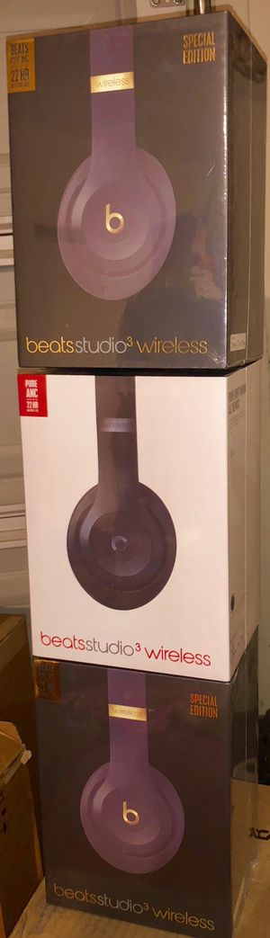 Beats Studio3 Wireless Headphones 🎧 for Sale in Las Vegas, NV