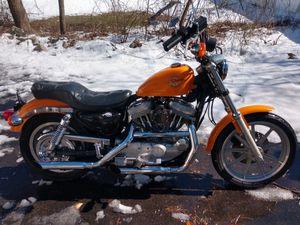 Photo 1991 Harley Davidson Sportster XL883