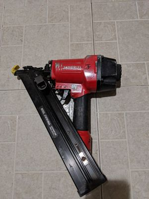 15 ga nail gun for Sale in West Palm Beach, FL