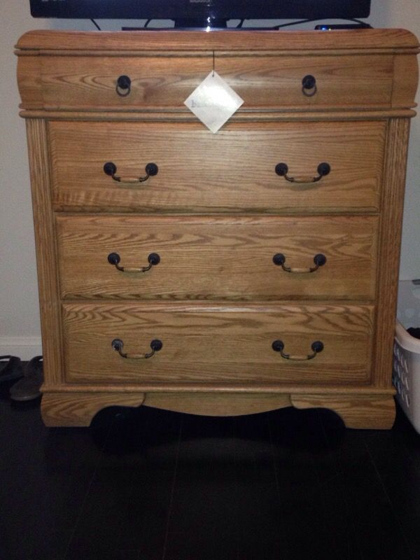 Beautiful Oak Dresser From Blackhawk Furniture For Sale