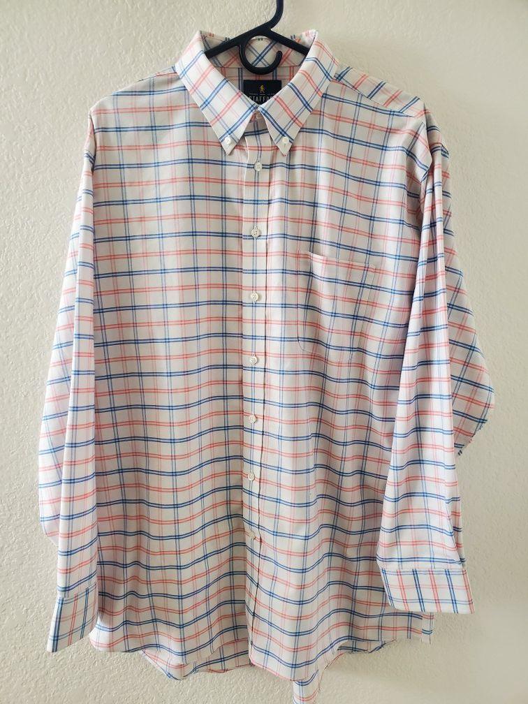 Men's Dress Shirt Bundle (XL)