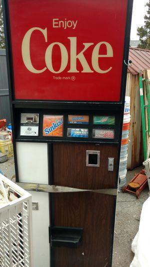 Coke vending machine for Sale in Arlington, VA