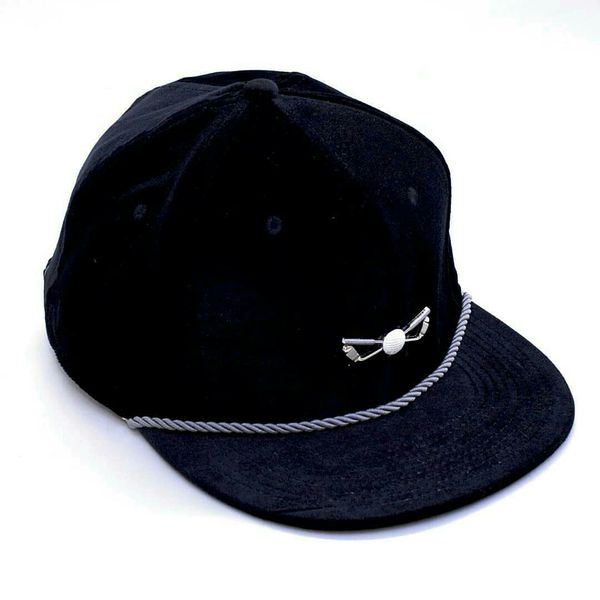 Old school golf hat - Raiders colors for Sale in Moreno Valley d0a04aacf82
