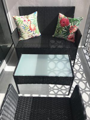 Brand new outdoor set for Sale in Miami Beach, FL