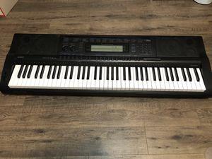 Photo Casio Keyboard Like New