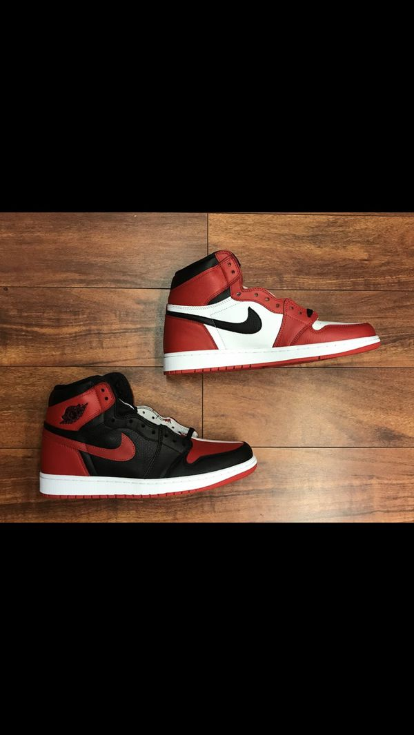 DS Air Jordan 1 NRG - Homage to Home Size 12  225 for Sale in ... 8b624a167