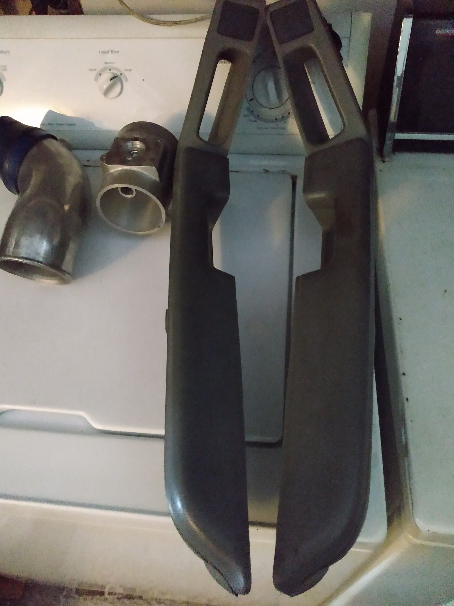 Mustang sedan, notch manual door armrests , very good condition!! Rare to find