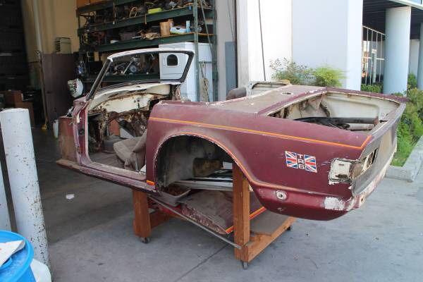Triumph Tr6 Parts For Sale In Hacienda Heights Ca Offerup