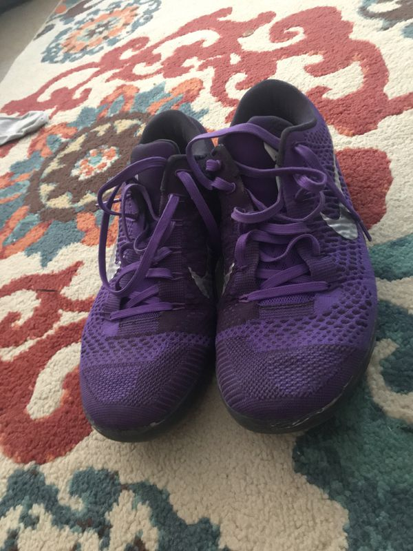 3dafe1073373 Nike Kobe 9 moonwalker size 11 for Sale in Vancouver