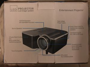 Projector LED image system for Sale in Orlando, FL