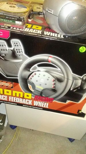 Steering wheel controller for your computer it's a game for kids {contact info removed} please call me for Sale in Manassas, VA