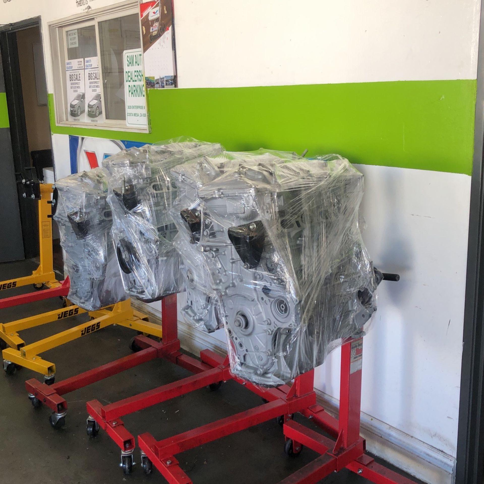 Rebuild Engines