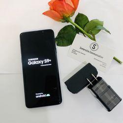 Samsung Galaxy s9plus 64 gb unlocked  Thumbnail