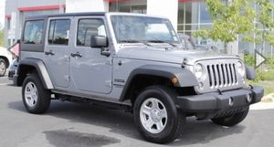 2016 Jeep Wrangler Unlimited Sport for Sale in Falls Church, VA