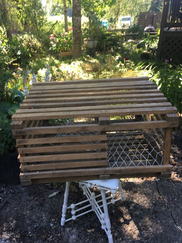 Old Wooden Crab Trap For Sale In Damascus Or Offerup