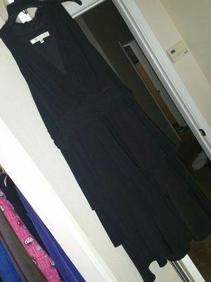 Black Sleeveless Evan Picone Dress Size 16 For Sale In Sacramento CA