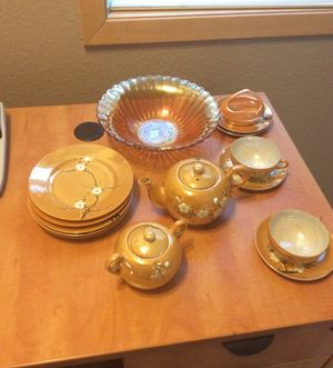 Antique Japanese China for Sale in Olympia, WA