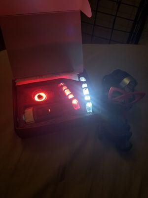 Blitzu Lights and phone holder for Sale in Washington, DC