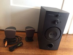 Speaker System with Components for Sale in San Diego, CA