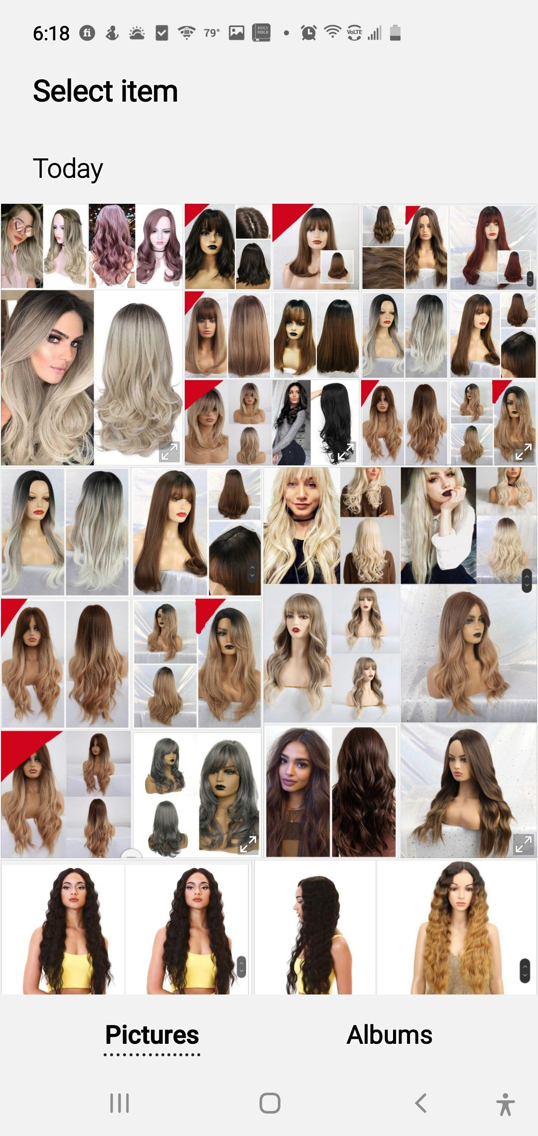 Discount Code WIGS20 is Now Available
