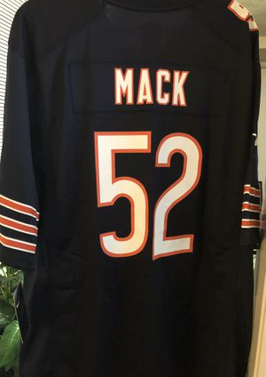 Chicago Bears - Khalil Mack #52 Nike Men's Navy NFL 2018 Game Jersey SIZE 56 XXL with Tags for Sale in Cleveland, OH