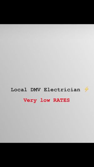 Electrician for Sale in Washington, DC