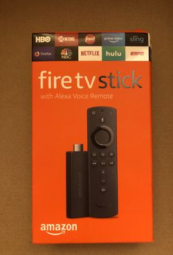 Brand New Amazon TV Stick Thumbnail
