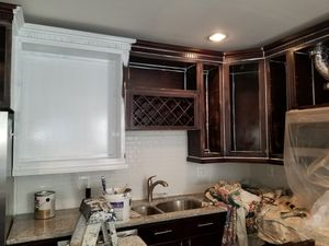 We paint cabinets for Sale in Alexandria, VA