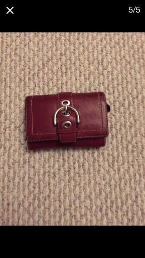 Authentic Coach wallet for Sale in Alexandria, VA