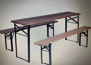 Rustic Modern Coffee Table For Sale In Atlanta GA OfferUp - Picnic table atlanta