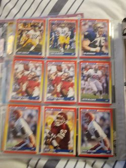baseball,basketball and football cards ..the best bundle worth your money. Thumbnail