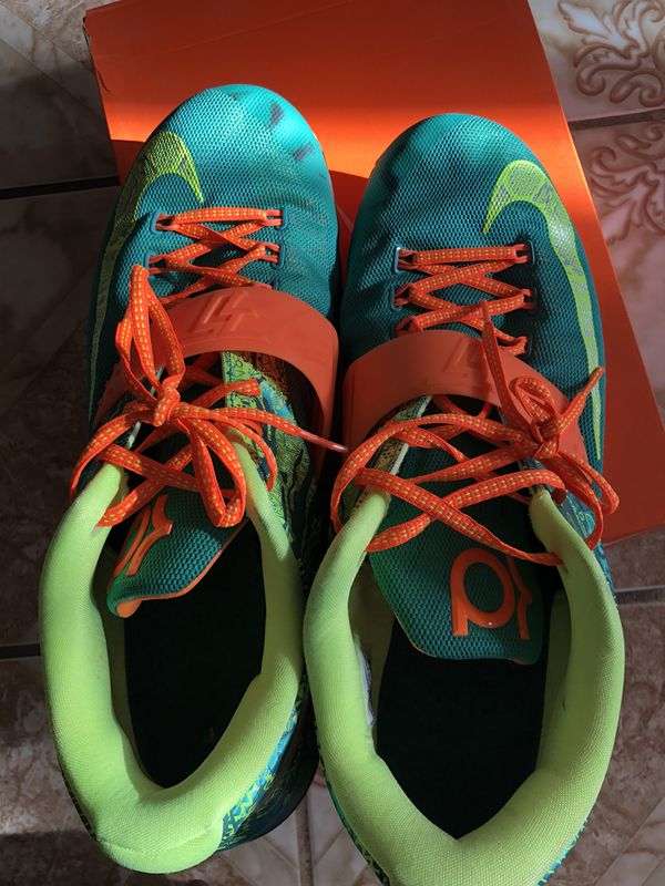 a6c7f0b3aee7 Kd weatherman 7s size 14 Nike basketball shoe men (Clothing   Shoes) in  Lombard