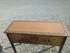 Solid hardwood table for Sale in Rolla, MO