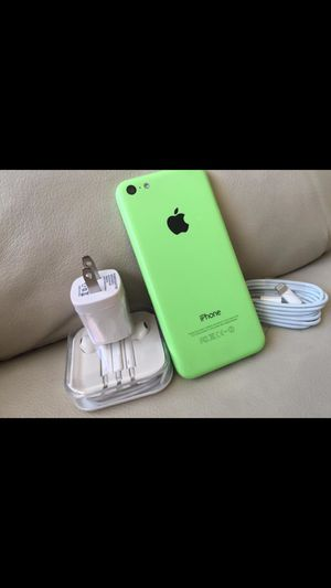 iPhone 5c excellent condition factory Unlocked for Sale in Springfield, VA