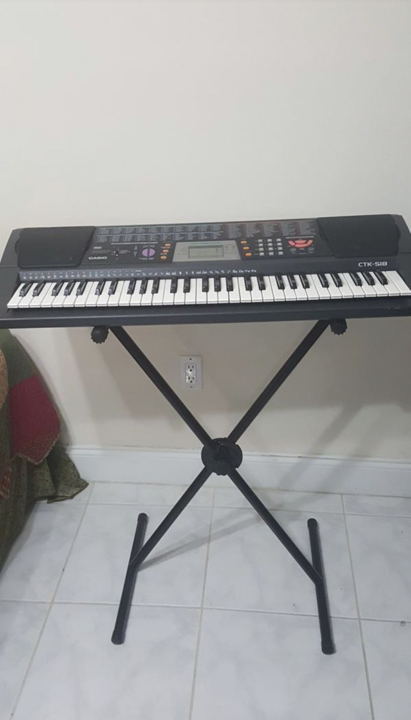 Piano Stand (Piano not included)