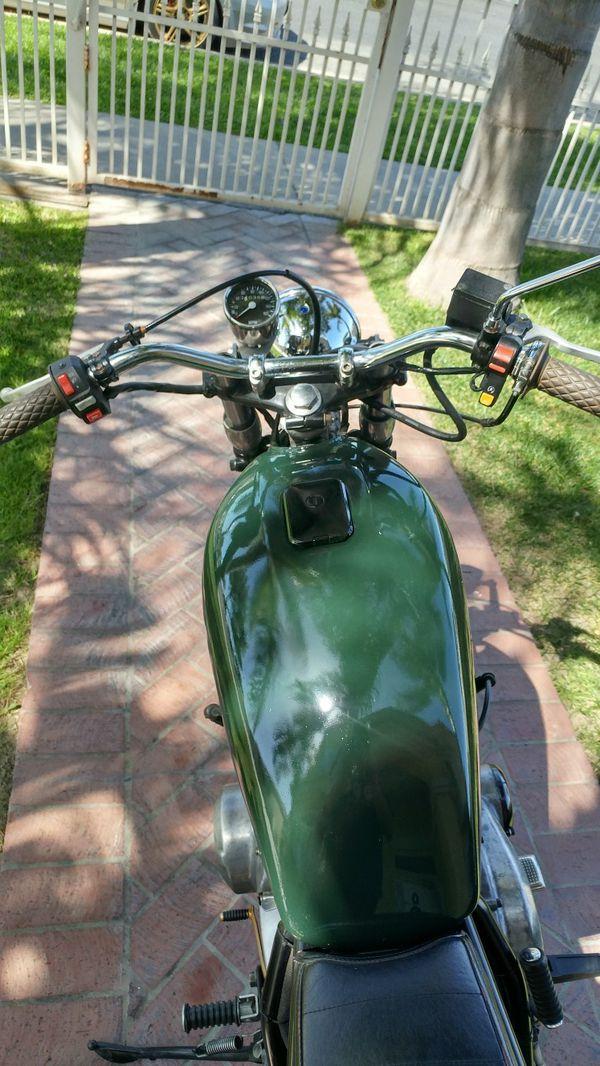 Kawasaki kz440 cafe/brat/tracker (Motorcycles) in Bellflower, CA ...