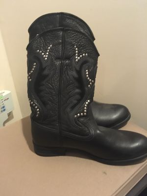 Harley Davidson Riding Boots for Sale in Frederick, MD
