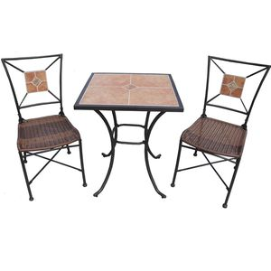 Chambery Bradley 3-piece bistro set (patio furniture) for Sale in Fontana, CA
