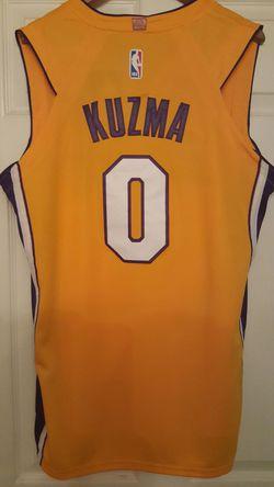 New Large Lakers Kuzma Jersey Thumbnail