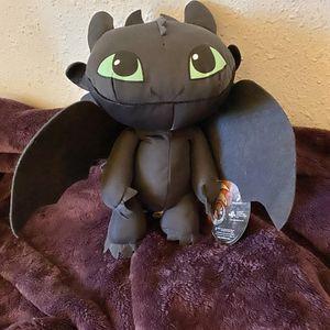Photo How to Train a Dragon Plush