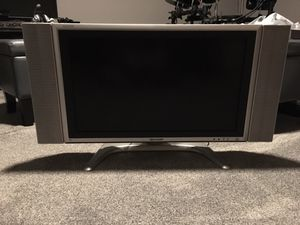 Sharp Aquos LCD TV monitor like new for Sale in Normandy Park, WA