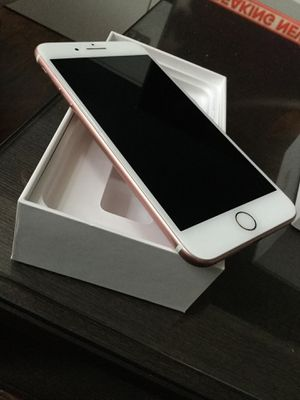 Apple IPhone 7, Rose Gold for Sale in Woodbridge, VA