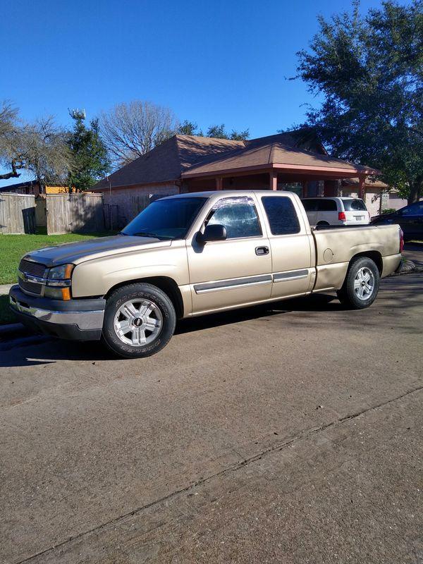 2004 Chevy Silverado V6 for Sale in Pasadena, TX - OfferUp