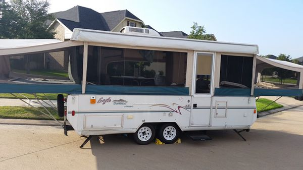 2001 Jayco Eagle Pop Up 14 So For Sale In Richmond TX