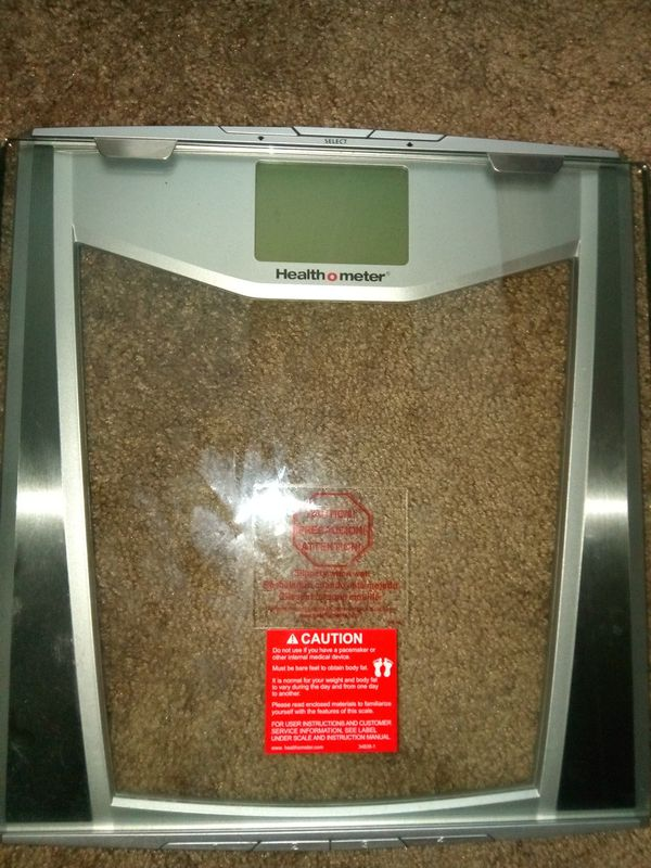 Health O Meter Weight For Sale In Tallahassee Fl Offerup