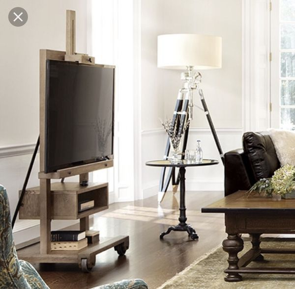 Easel Tv Stand Arhaus For Sale In Springboro Oh Offerup